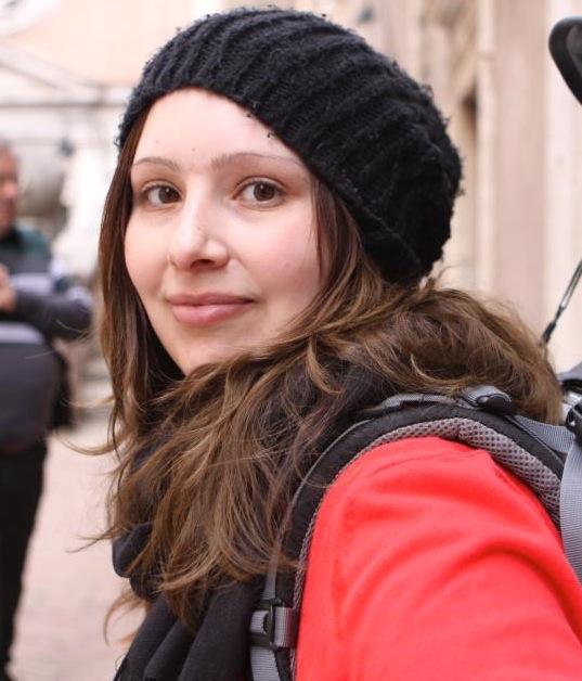 Katrine lund-hansen – new doctoral student