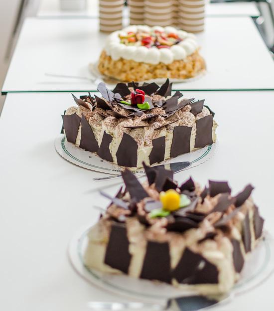 Rejält med tårtor!