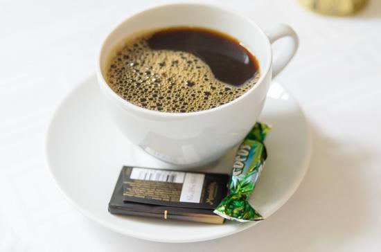 Inget möte utan kaffe!